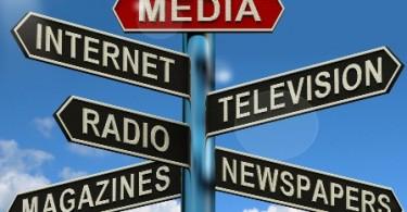 peran media