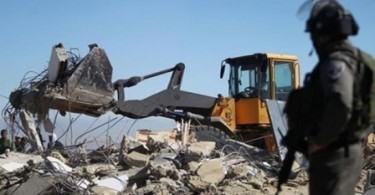 Israel Hancurkan 24 Unit Rumah Warga Palestina