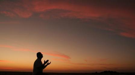 Pujian dan Shalawat Sebelum Berdoa