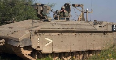 Komandan Senior Israel Ancam Serang Gaza