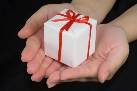Menerima Hadiah