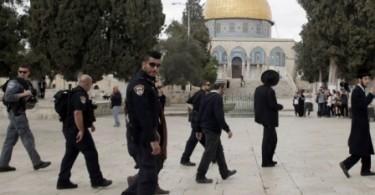 Menteri Peperangan Israel Lecehkan Masjid al-Aqsa