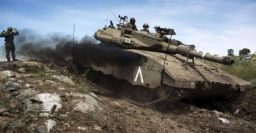 Lagi, Israel Rusak Lahan Pertanian Warga Palestina
