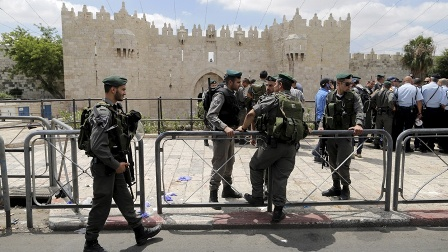 Israel Terapkan Hukuman Kolektif untuk Palestina