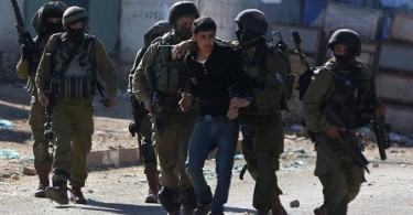 Kebuasan Israel Tumpas Warga Palestina
