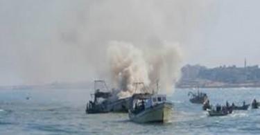 Pasukan AL Israel Tembaki Nelayan Palestina