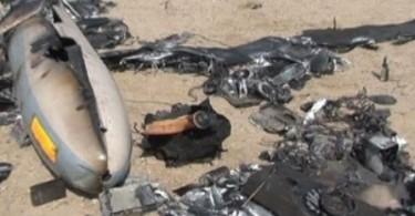 Pejuang Palestina Tembak Jatuh Drone Israel