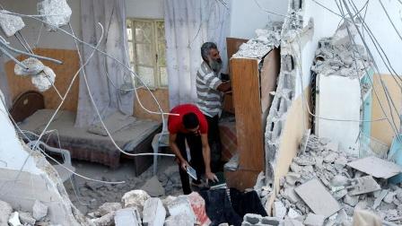 Aparat Keamanan Israel Rusak Rumah Warga Palestina