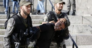 Israel Intensifkan Penangkapan Warga Palestina