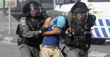 Lagi, Israel Tangkap Puluhan Warga Palestina
